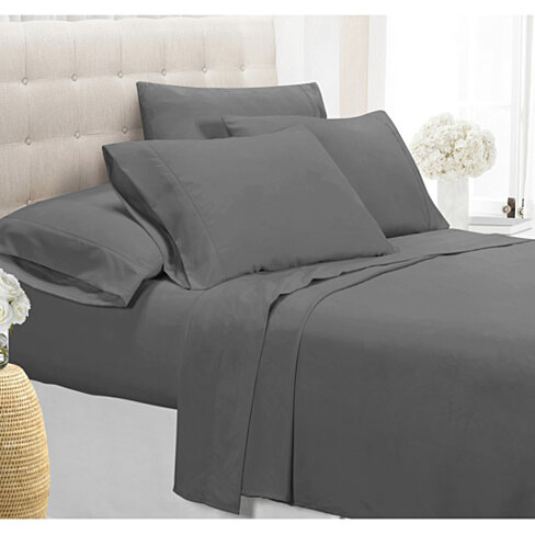 Luxury Bamboo-Blend Sheet Set (4-PIECE)