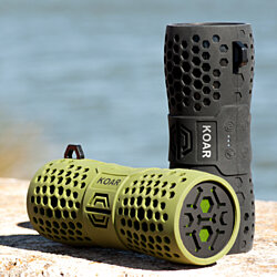 Koar Bluetooth Speaker IPX6 Water Resistant
