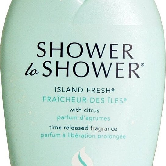 Buy Shower To Shower Absorbent Body Powder Island Fresh 8