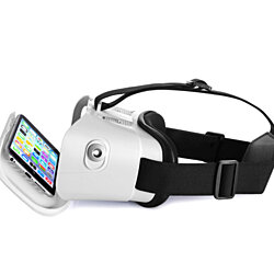 Virtual Case headset