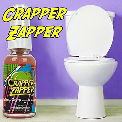 Crapper Zapper - Defuse Spray