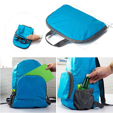 Fold-able Travel Backpack