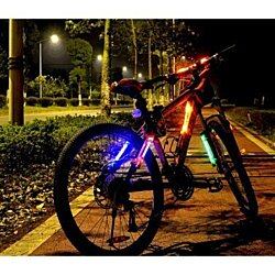 LED Bicycle Light Stick