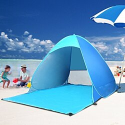 Pop-Up Portable Beach Tent