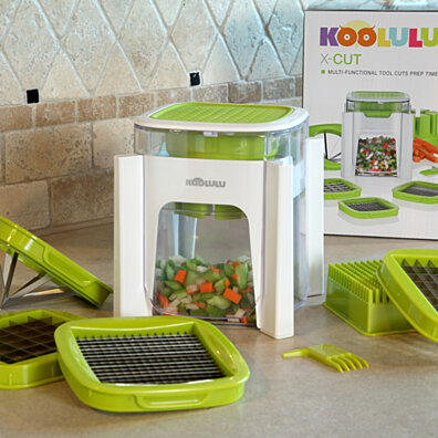Koolulu Cut Slice And Dicer