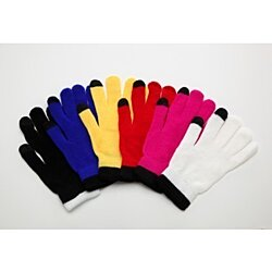 Two Sets Of Smart Touch Screen Gloves For Smart Phones & Tablets