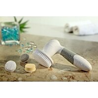 Waterproof Cleansing & Exfoliating system - 4 in 1