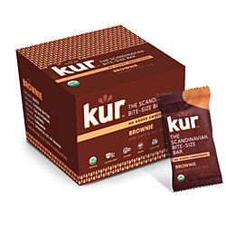 KUR™ BROWNIE 12-PACK BARS