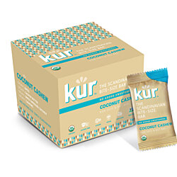 KUR™ COCONUT CASHEW 12-PACK BARS