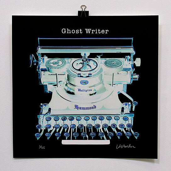 Ghost writer for thesis