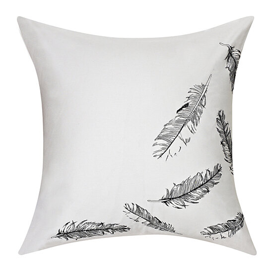 Buy Swift Home Embroidered Cotton Decorative Pillows by Laurel Park Home on OpenSky