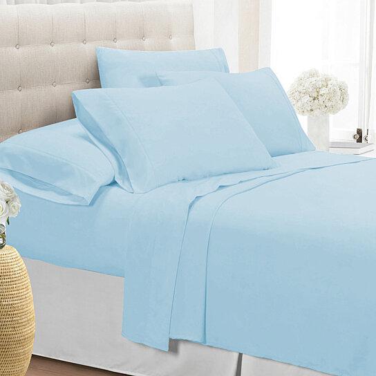 Buy Ultra Soft 1800 Series Wrinkle Free 6pc Sheet Set By