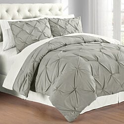 Swift Home Pintuck Comforter Set