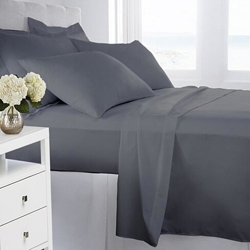Superieur Ultra Soft 1800 Series Wrinkle Free 4PC Sheet Set
