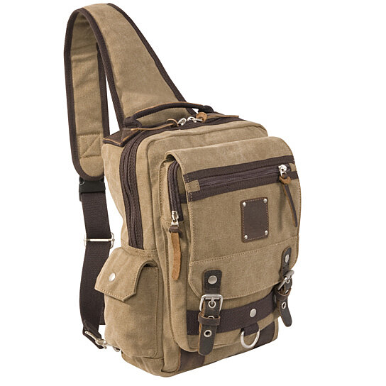 Buy Country Style Canvas Sling Backpack for Women by Bag ...