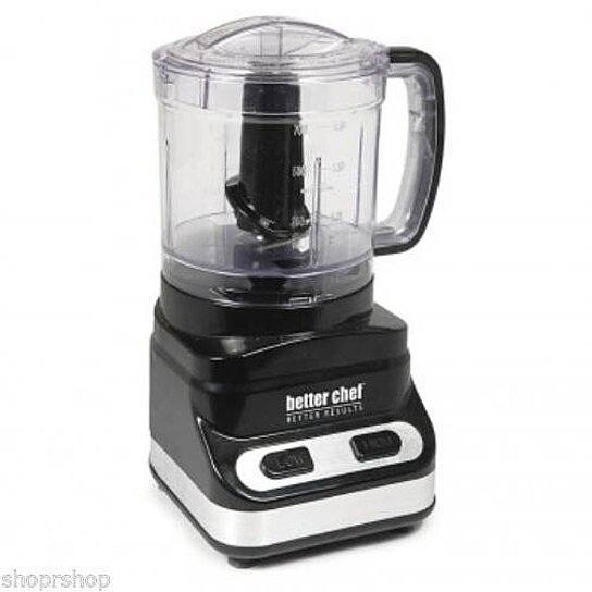 Chef Kitchen Appliances: Buy Better Chef Extra Capacity Chopper By Le Chef Cookware