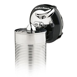 Hamilton Beach Automatic Can Opener Electric Cordless Rechargeable Battery