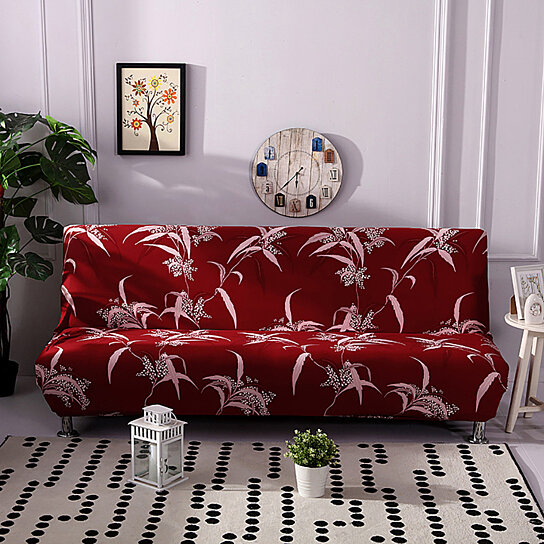 Miraculous Sofa Cover Printed Couch Slipcovers Nonslip Protector Living Home Seater Lightfan 51 Beatyapartments Chair Design Images Beatyapartmentscom