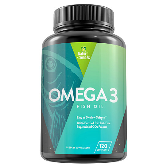 Buy 1700mg of omega 3 fish oil ifos 5 star certified by for Ifos fish oil