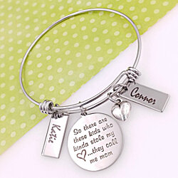 "Personalized ""So there are these kids"" Bracelet OR Necklace"