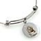 Tabby Cat Personalized Bangle Bracelet