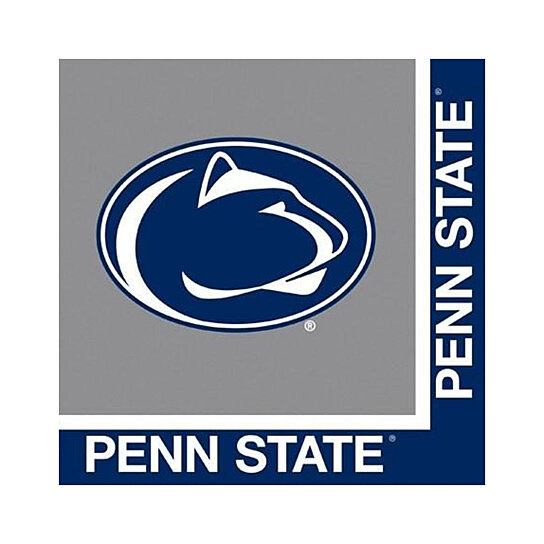 Buy pennsylvania state univ ply lunch napkins case of