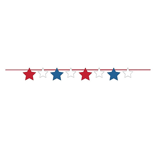 Red star banner stock vector. Illustration of ribbon ...