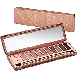 Briefly 2 Colors In Mid-Tone Hues Rose Naked Palette Eyeshadow Palette