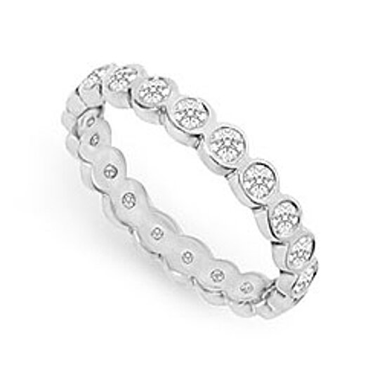 Eternity ring 1st anniversary