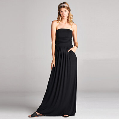 Atlantis Maxi Dress - Plus