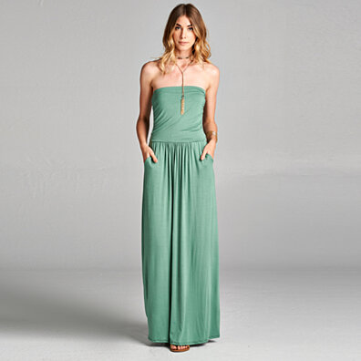 Atlantis Maxi Dress