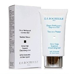 La Rochelle One Step Express Cleansing Professionally Formulated (with aloe vera & hyaluronic acid) 60ml