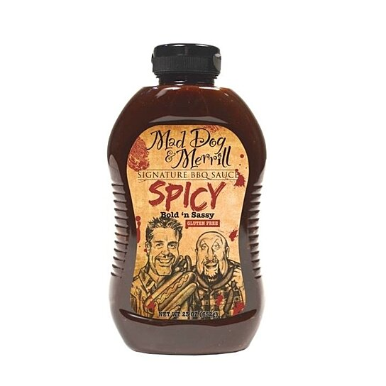 Buy Spicy Signature BBQ Sauce by Mad Dog & Merrill on OpenSky