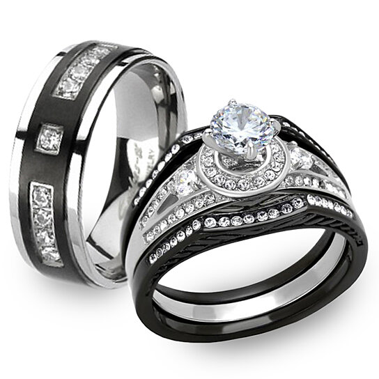 Wedding Bands For Her: Marimorjewelry On OpenSky
