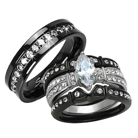 jewelry fashion wedding engagement bridal sets