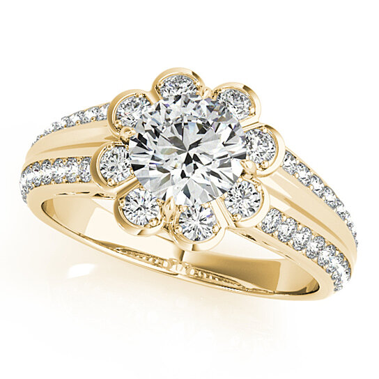 Jewelry Fine Wedding Engagement Engagement Rings