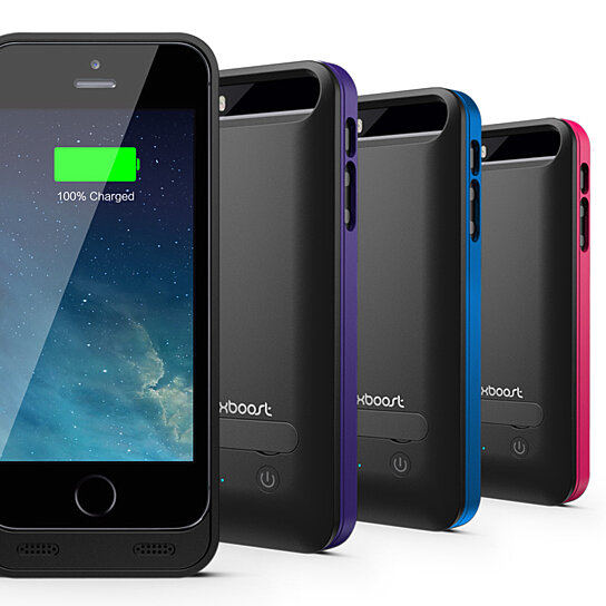 Buy Protective Battery Case for iPhone 5/5s - Black by Maxboost on OpenSky