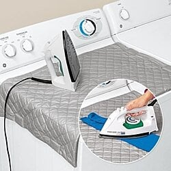 "Iron Anywhere 33""x19"" Magnetic Ironing Mat"