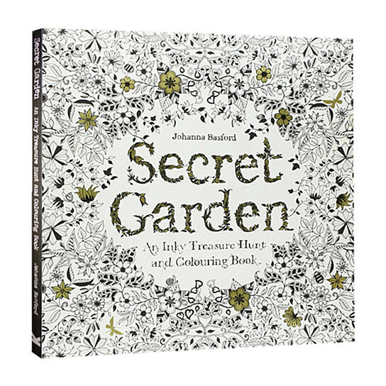 Buy Secret Garden Time Travel Adult Coloring Book 2 Pack By Medex Lab On OpenSky