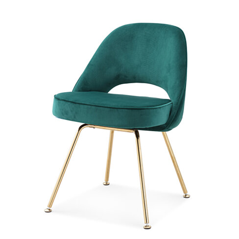 M83 Chair, in Velvet