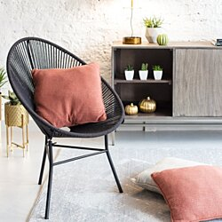 MH Home London - Barton Jute Rope Arm Chair
