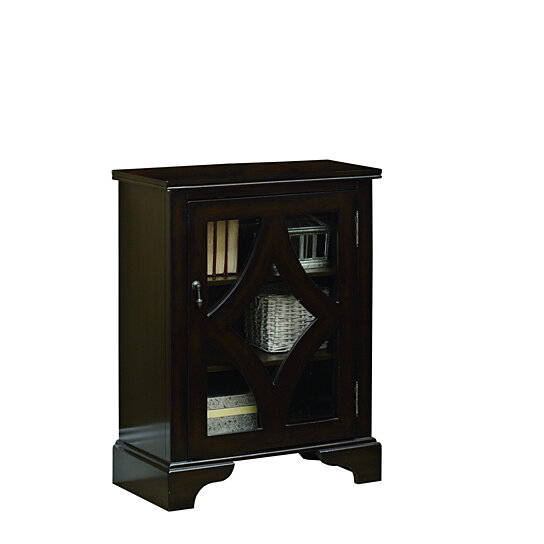 Buy Brown Glass Transitional Bombay Chest By Michael Anthony Furniture On Opensky