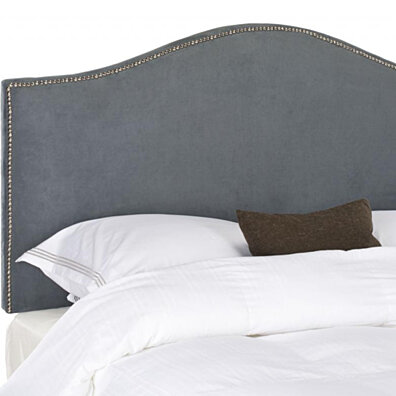 Connie Full Headboard Grey