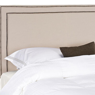 Cory Queen Headboard Beige