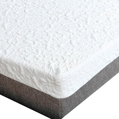 "Michael Anthony Furniture Gel Memory Foam RV 12"" Mattress - Narrow King"
