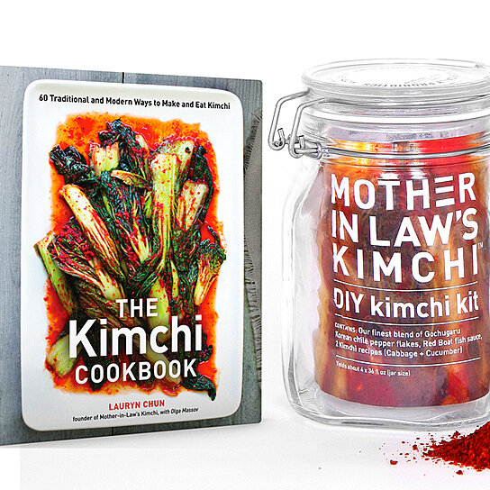 Buy DIY Kimchi Kit & Cookbook by MILKimchi on OpenSky
