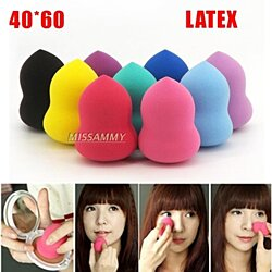 4Pcs Makeup Sponge Puff Flawless Powder Smooth Puff Beauty Foundation Makeup