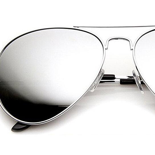 26f8fefb311 Buy Classic Tear Drop Metal Aviator Sunglasses Mirror Lens by Kawaii  Boutique on OpenSky