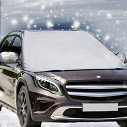 Magnetic Car WindShield Frost & Snow Protector