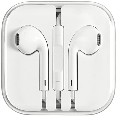 Authentic Apple Earpods With Earphone Remote & iPhone Mic